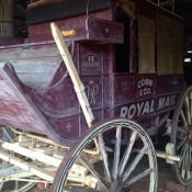 Wonderful old relics are bountiful in New South Wales Goldfields.